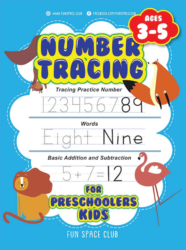 number tracing worksheets 1-20