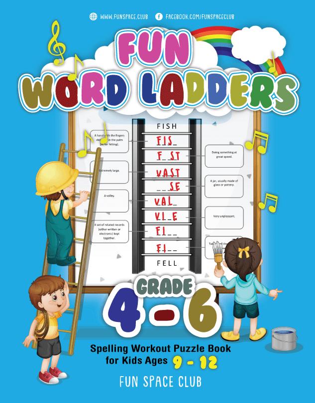 word ladders grade 4-6