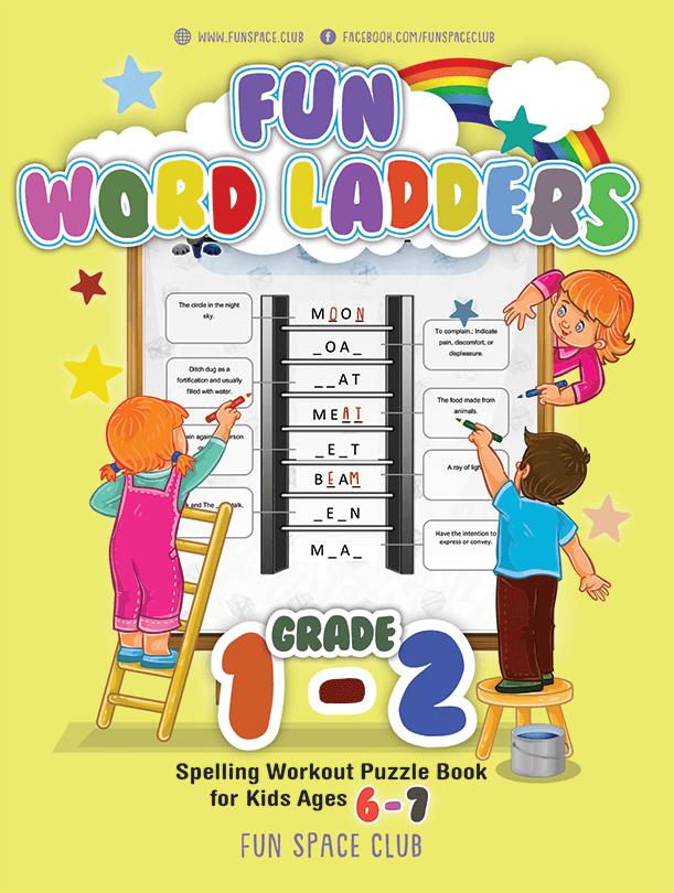 word ladders grades 1-2