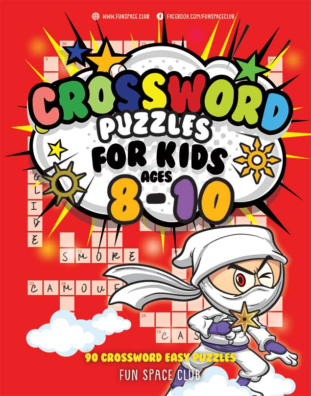 crossword puzzle for kids 8-10